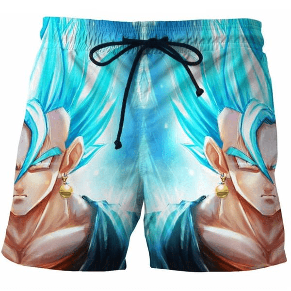 Short d'Été Dragon Ball Z