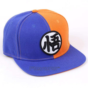 Snapback Dragon Ball Z Bleu
