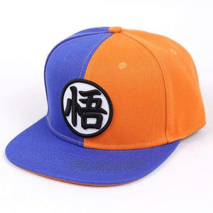 Snapback Dragon Ball Z Orange