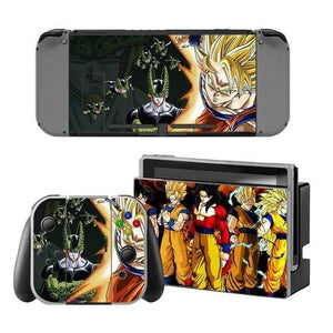 Sticker Switch Dragon Ball Z