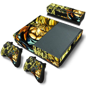 Sticker XboX One Dragon Ball Z