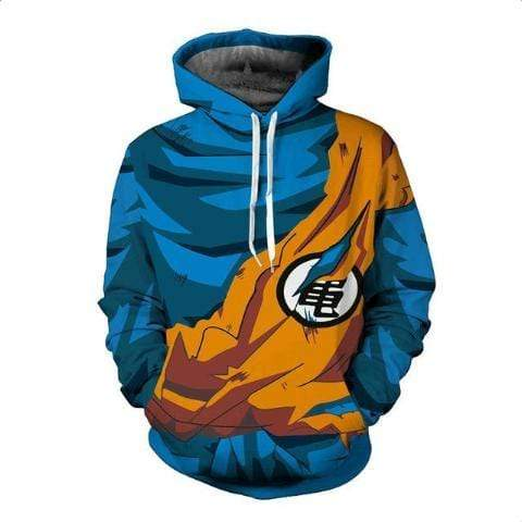 Sweat À Capuche Goku