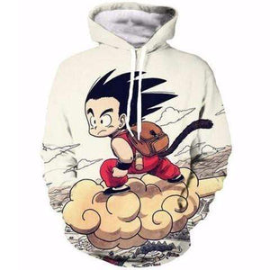 Sweat Dragon Ball