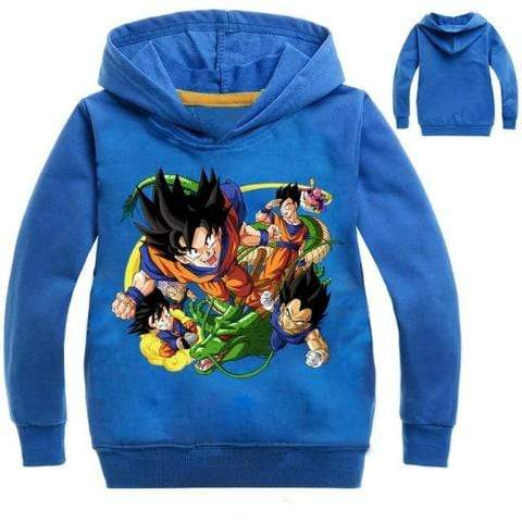Sweat Enfant DBZ
