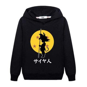 Sweat Enfant Dragon Ball Z