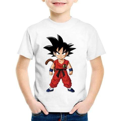 T-Shirt Enfant Dragon Ball Sangoku