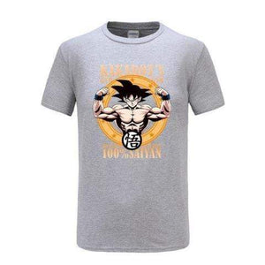 T-Shirt Kakarot's Gym