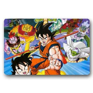 Tapis de Sol Dragon Ball Z