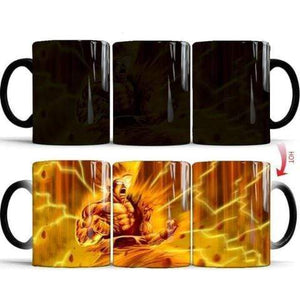 Tasse Dragon Ball Z Chaleur