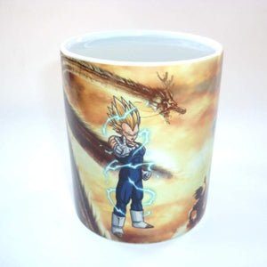 Tasse Dragon Ball Z Thermo
