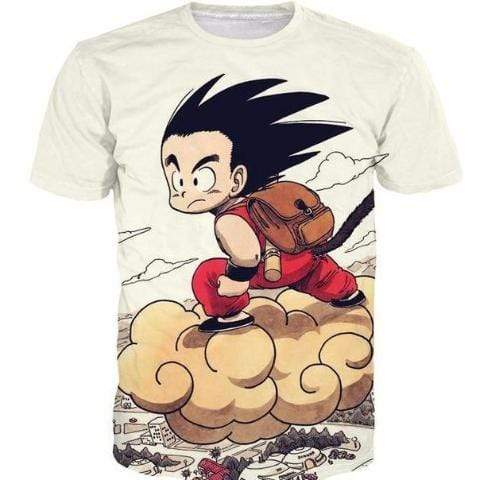 Tee Shirt Dragon Ball Z