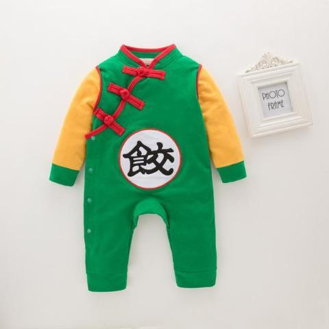 Tenue Bébé Dragon Ball Z