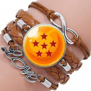 Triple Bracelet Dragon Ball