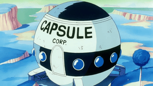 Veste DBZ Capsule Corporation