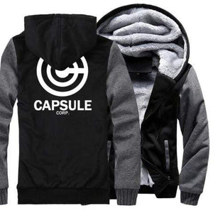 Veste Dragon Ball Capsule Corp