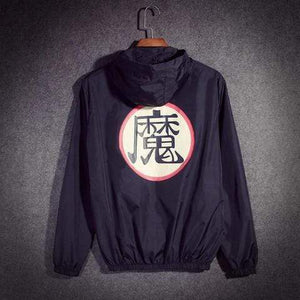 Veste Dragon Ball GT noir