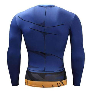 Vêtement Sport DBZ Trunks