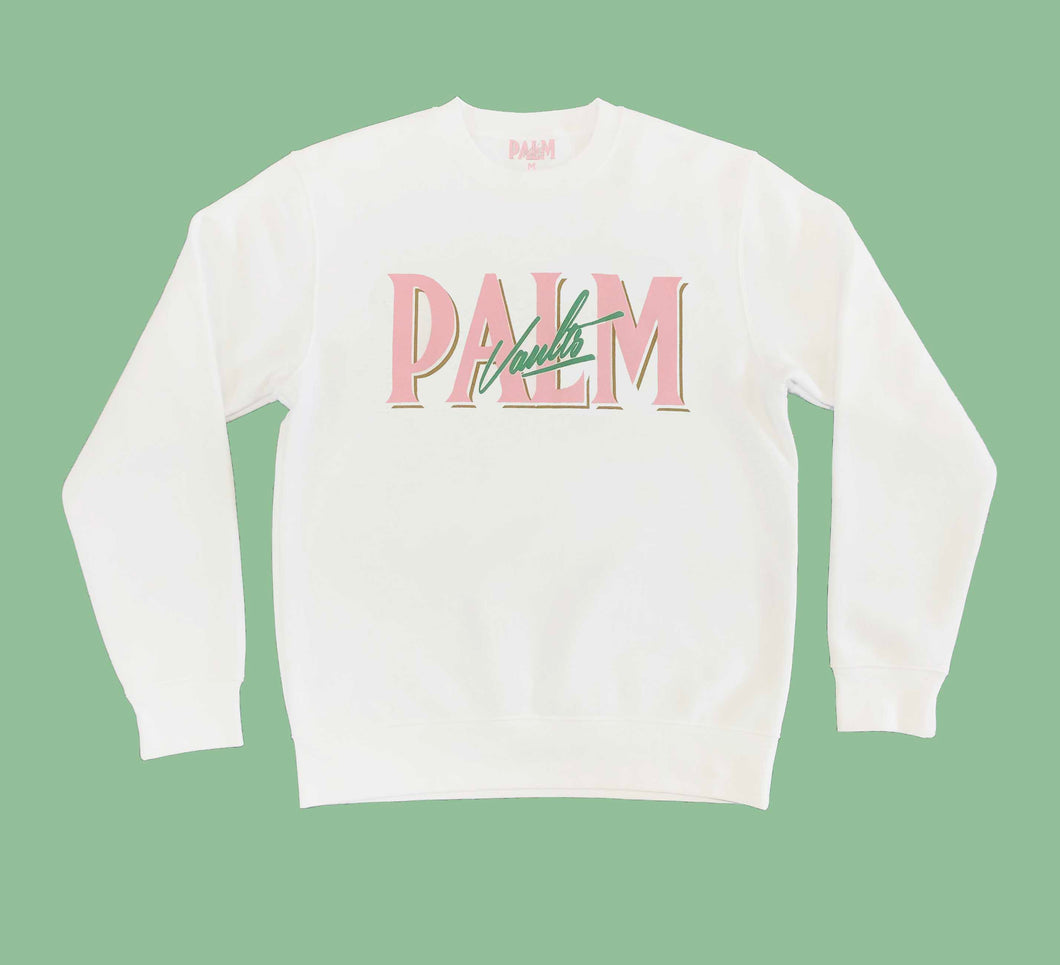 Palm Vaults Sweater