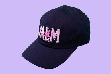 Palm Vaults Cap Black (Sunrise)