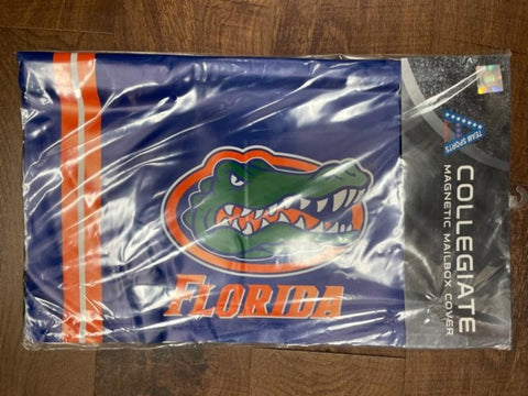 Florida Gators Magnetic Mailbox Cover