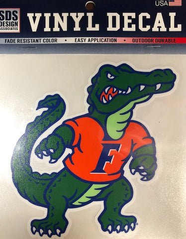 "Florida Gator 6"" Albert Decal"