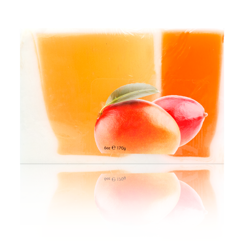 Maui Soap Co. - Mango Bar Soap with Kukui & Coconut Oil