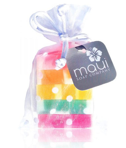 Maui Soap Co. - Rainbow Soap Gift Set