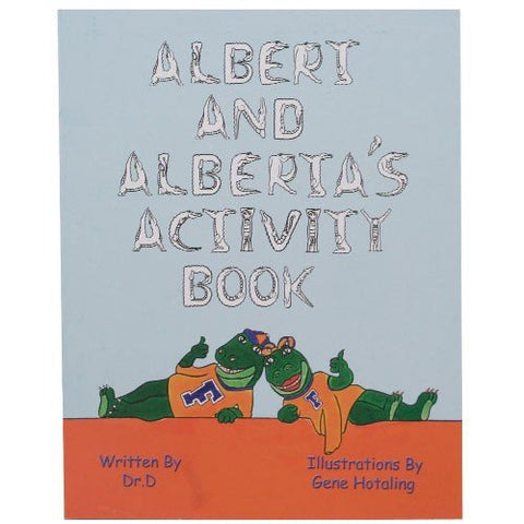 Albert & Alberta's Activity Book