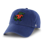 Florida Gators Albert Clean Up Adjustable Hat (Dark Royal)