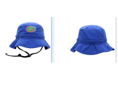 Florida Gators Angler Royal Bucket Hat