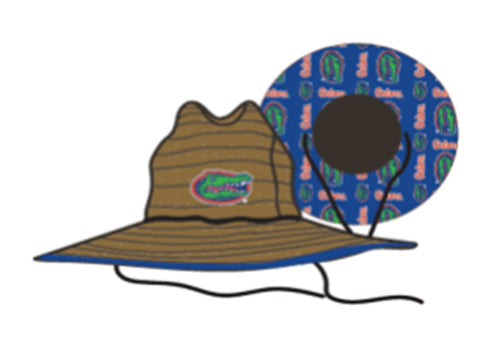 Florida Gators Beacher Straw Hat