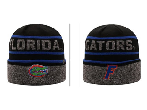 Florida Gators Black Cuffed Knit Hat
