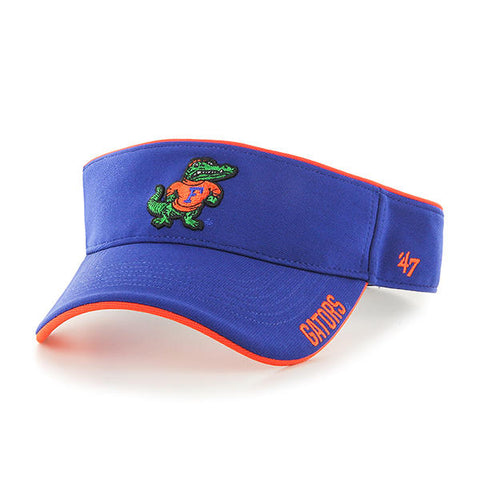 Florida Gator Albert Top Rope Visor