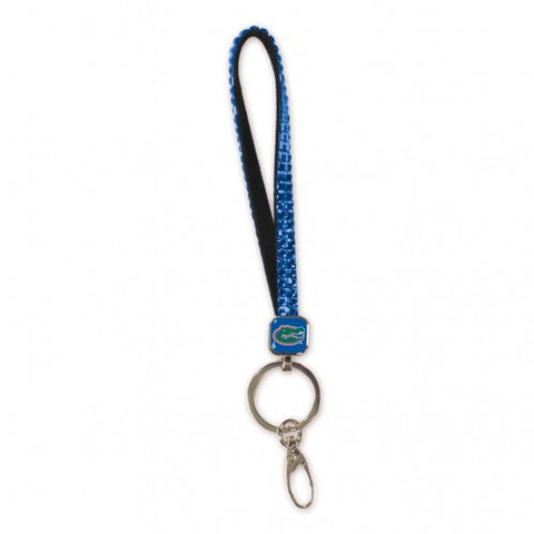 University of Florida Royal Blue Crystal Key Strap