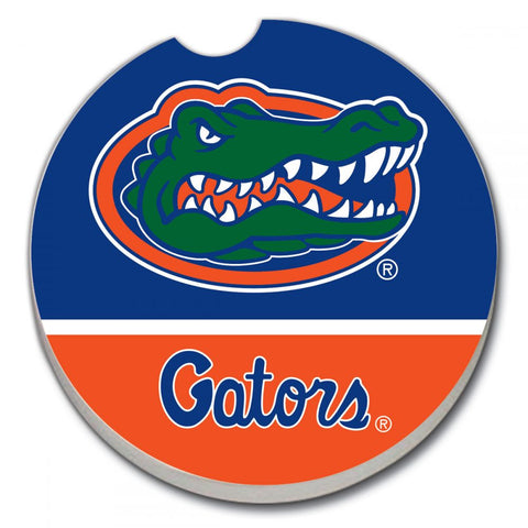 Florida Gator Stone Car Coaster