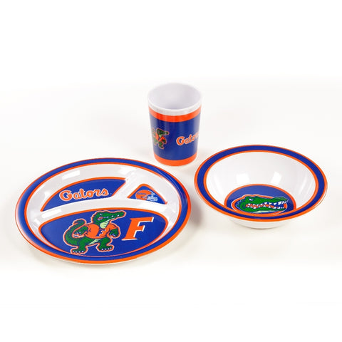 Florida Gators Children's 3-Piece Dish Set