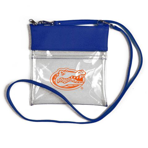 Florida Clear Game Day Crossbody w/ Logo