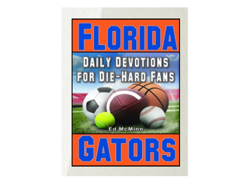 Florida Gators Daily Devotions Book