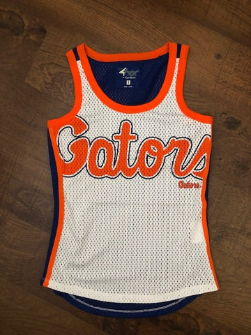 Florida Gators Women's Touchback Mesh Tank