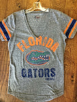Florida Gators Football Bling Raglan