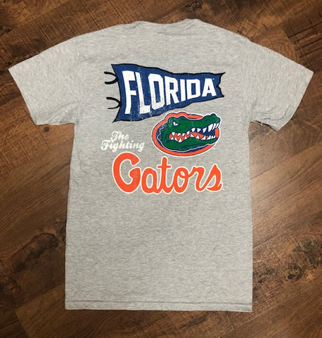 Florida Gators Retro Mascot Flag T'Shirt