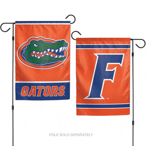 Gator Head Garden Flag