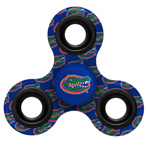 Florida Gators Logo Three-Way Fidget Spinner
