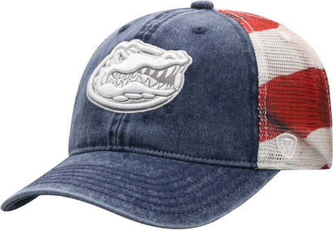Florida Gators Flag Adjustable Hat