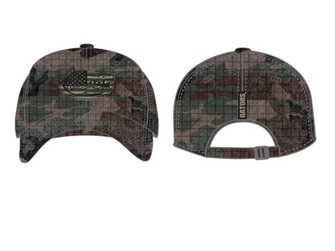 Florida Gators Flagdrab Camo Adjustable Hat