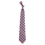 Florida Gingham Check Tie