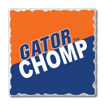 Florida Gator Square Stone Coasters 4 Pack
