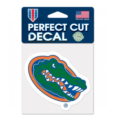 Gator Head Decal 4x4