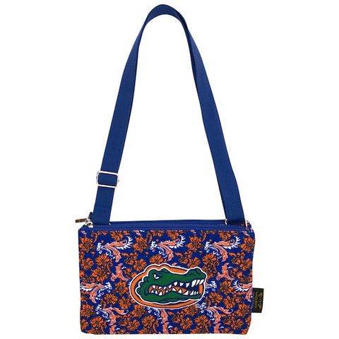 Florida Gators Cotton Shoulder Purse