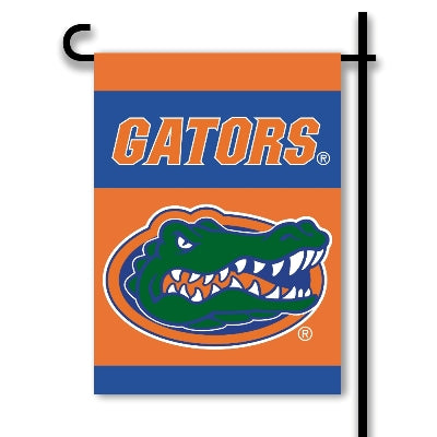 Gators Garden Flag